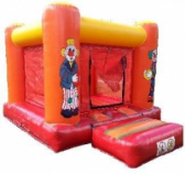 Location chateau gonflable - Château Clown 78 Trappes